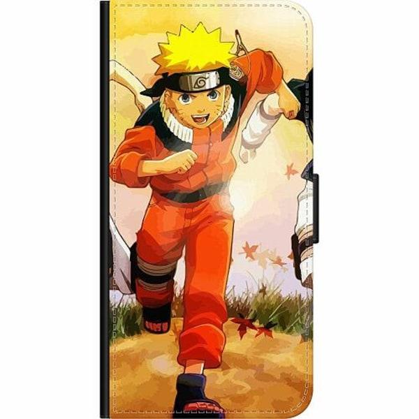 Samsung Galaxy A10 Wallet Case Naruto