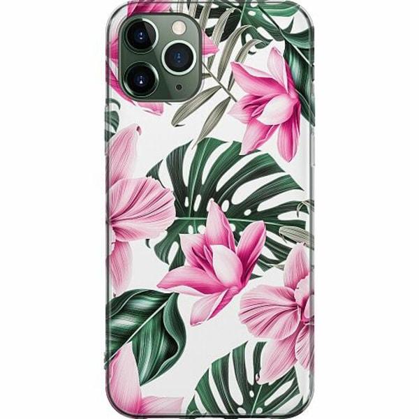 Apple iPhone 11 Pro Thin Case Blommor