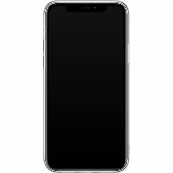 Apple iPhone 11 Pro Thin Case Marmor Svart