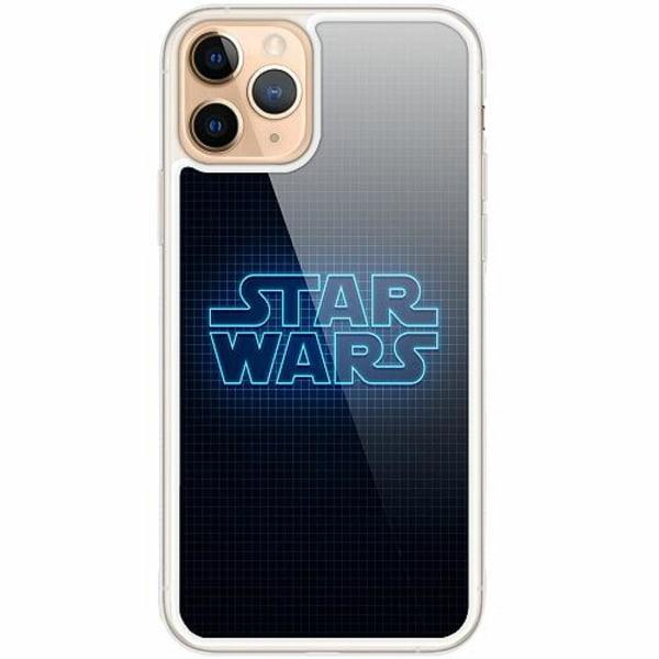 Apple iPhone 11 Pro Transparent Mobilskal med Glas Star Wars