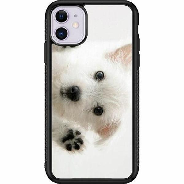 Apple iPhone 11 Billigt mobilskal - Hund
