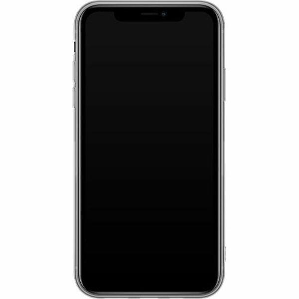 Apple iPhone 11 Mjukt skal - Marmor Uggla