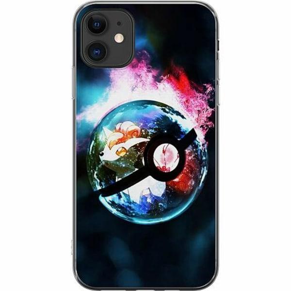 Apple iPhone 11 Mjukt skal - Pokémon GO