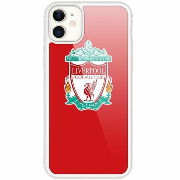 Apple iPhone 12 mini Transparent Mobilskal med Glas Liverpool