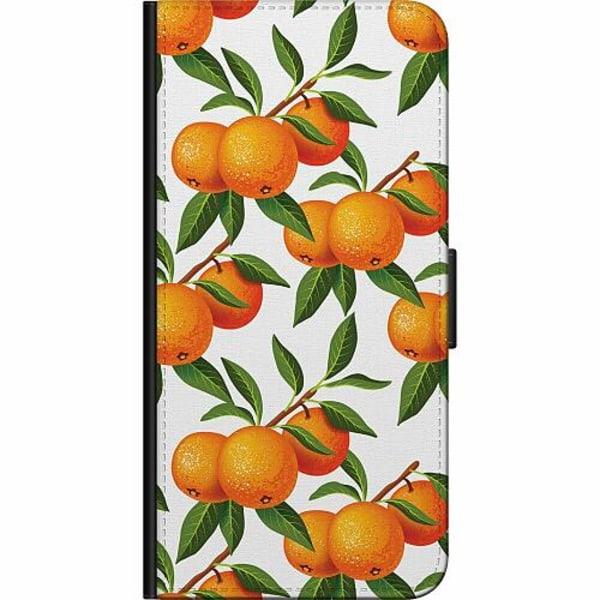 Samsung Galaxy S10 Fodralväska Tangerine Tenderness