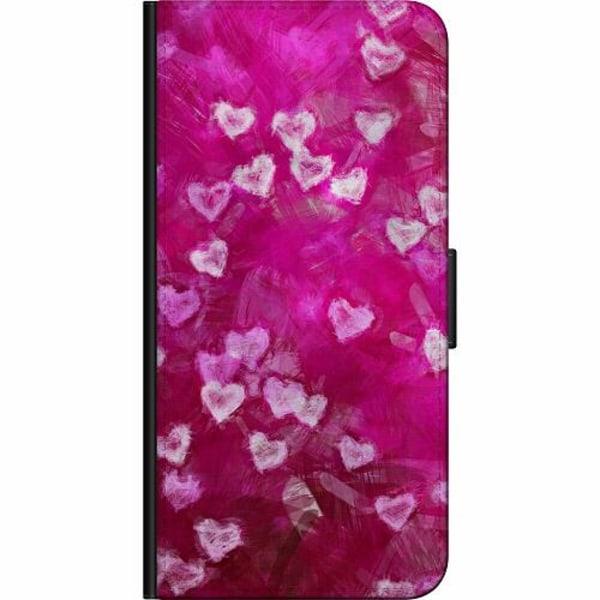 Huawei P20 Lite Fodralväska Can You See Hearts?