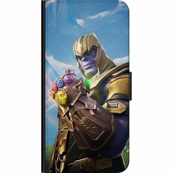 Apple iPhone 12 Pro Max Fodralväska Fortnite Thanos
