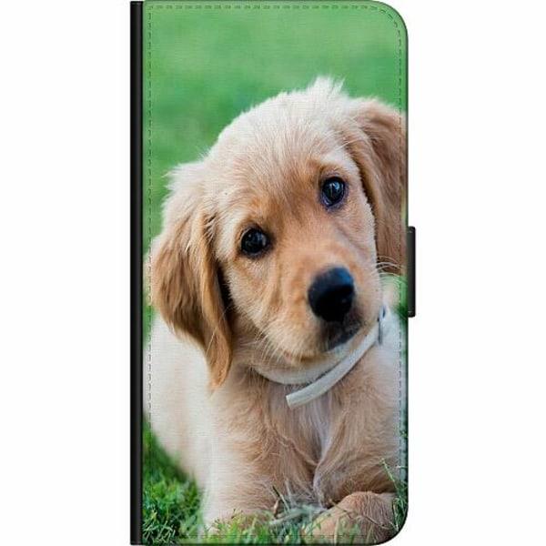 Apple iPhone 12 Pro Max Fodralväska Hund
