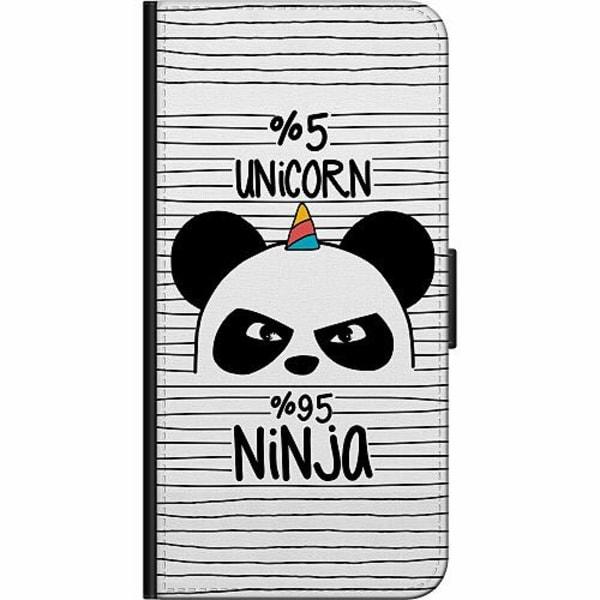 Apple iPhone 12 Pro Max Fodralväska Panda