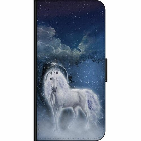 Samsung Galaxy S10 Fodralväska Unicorn