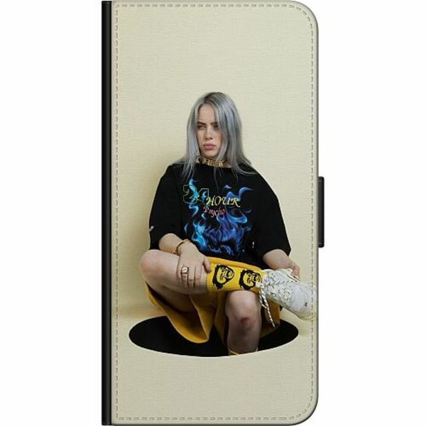 Apple iPhone 12 mini Billigt Fodral Billie Eilish 2021