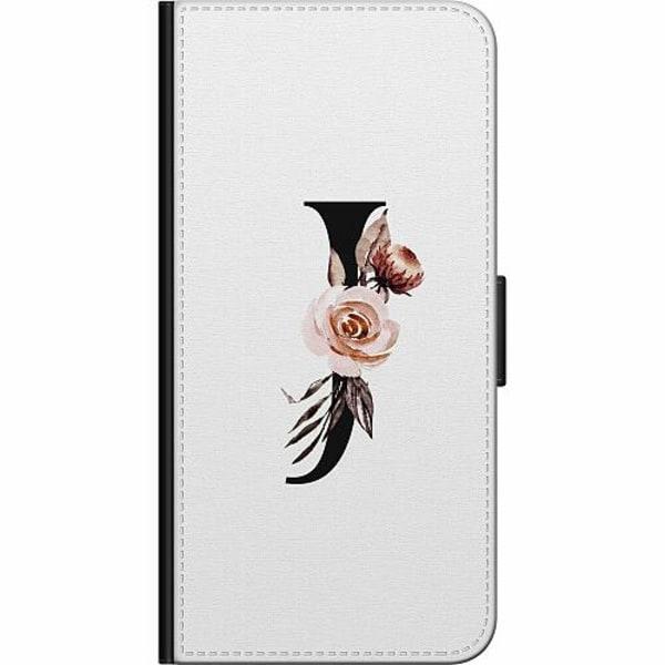 Samsung Galaxy A50 Billigt Fodral Bokstäver