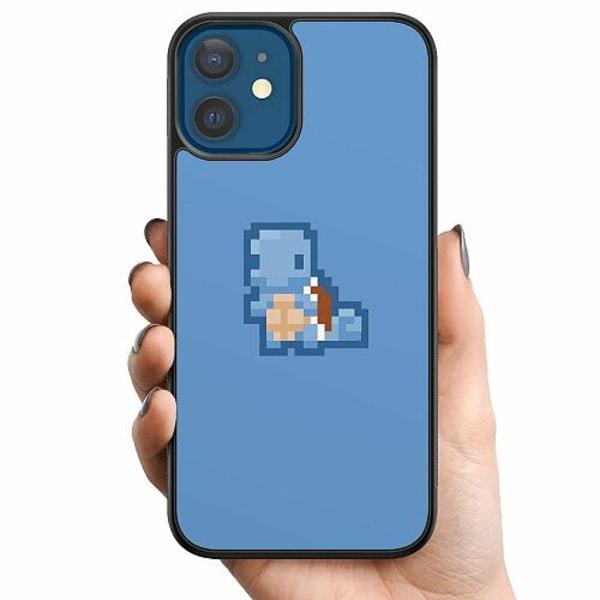 Apple iPhone 12 Billigt mobilskal - Pixel art Pokémon
