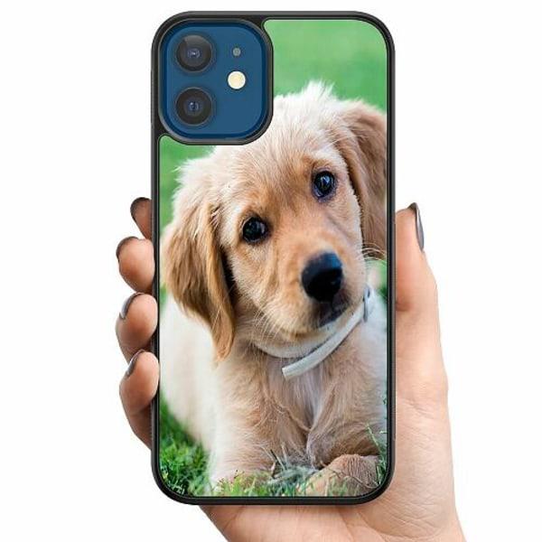 Apple iPhone 12 Billigt mobilskal - Valp