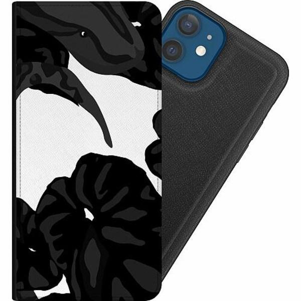 Apple iPhone 12 Magnetic Wallet Case Wandah