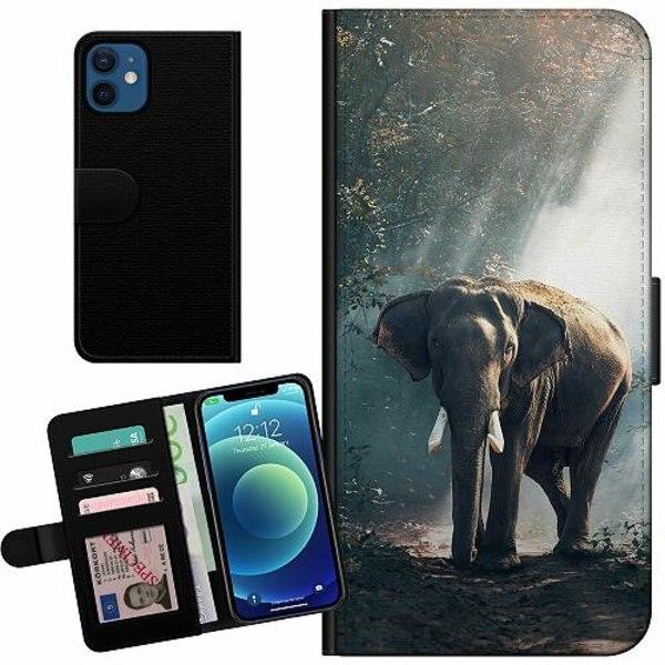 Apple iPhone 12 mini Billigt Fodral Elefant