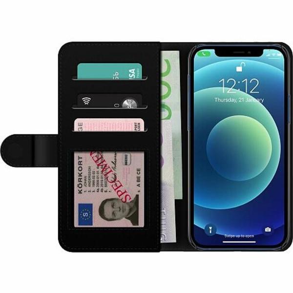 Apple iPhone 12 mini Billigt Fodral Bokstäver