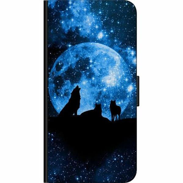 Huawei P40 Billigt Fodral Moon Wolves