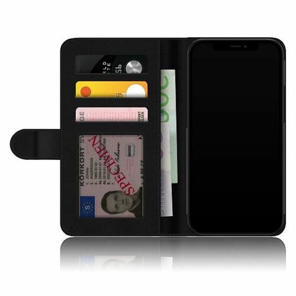 Apple iPhone 12 mini Fodralskal Tiger