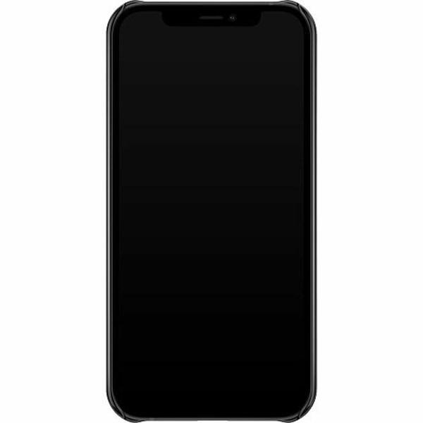 Apple iPhone 12 mini Hard Case (Svart) >FUCK<