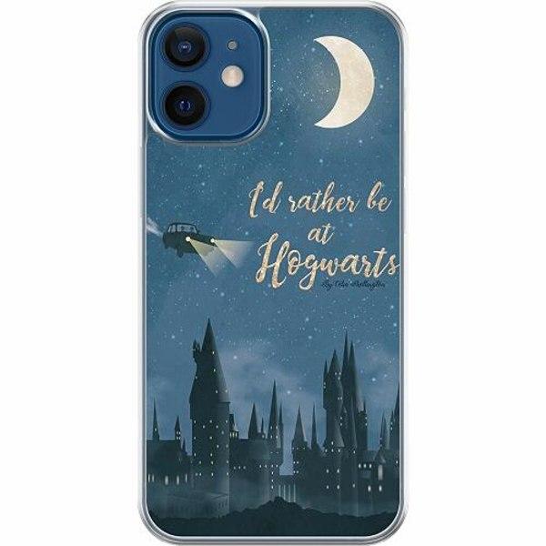 Apple iPhone 12 mini Hard Case (Transparent) Harry Potter