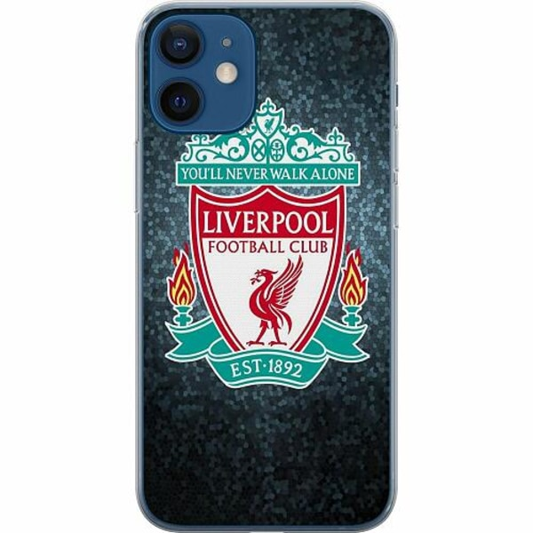 Apple iPhone 12 mini Mjukt skal - Liverpool Football Club