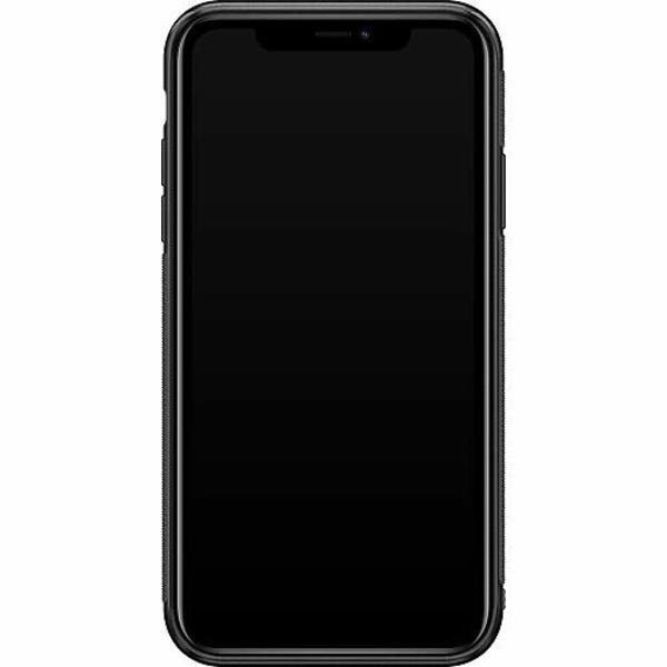 Apple iPhone 11 Soft Case (Svart) Fuck You