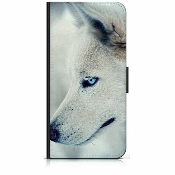 Apple iPhone 6 / 6S Plånboksfodral Wolf / Varg