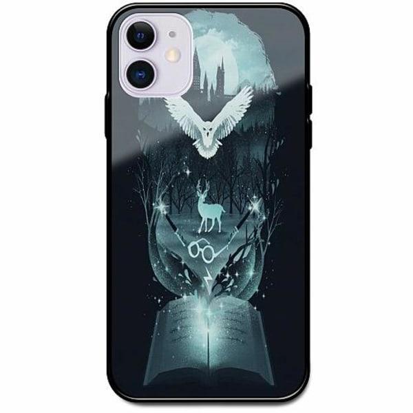 Apple iPhone 12 Svart Mobilskal med Glas Harry Potter
