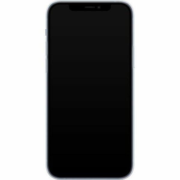 Apple iPhone 12 mini Mjukt skal - Neon Girl Power