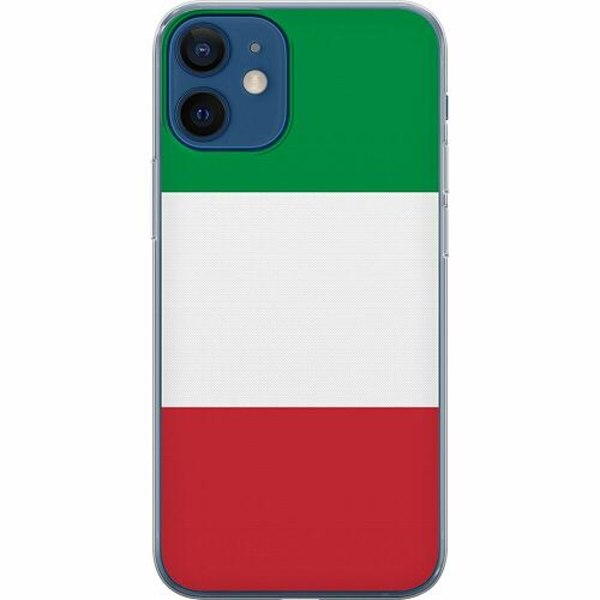 Apple iPhone 12 mini Mjukt skal - Italien / Italy