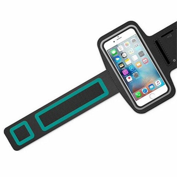 Apple iPhone 7 Träningsarmband / Sportarmband -  Retro x500