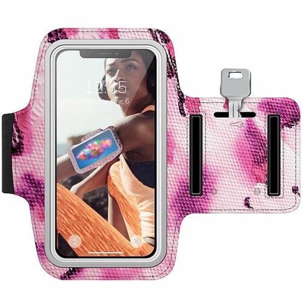 Nokia 7 Plus Träningsarmband / Sportarmband -  Dotted Perps