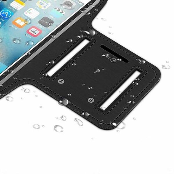 Huawei P10 Träningsarmband / Sportarmband -  Winter Tetris