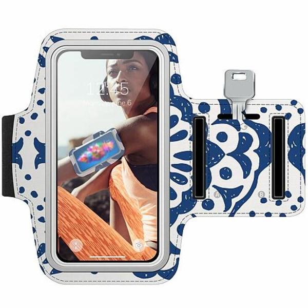 Samsung Galaxy A6 (2018) Träningsarmband / Sportarmband -  Mossi
