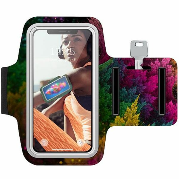 Nokia 7 Plus Träningsarmband / Sportarmband -  PixyDust