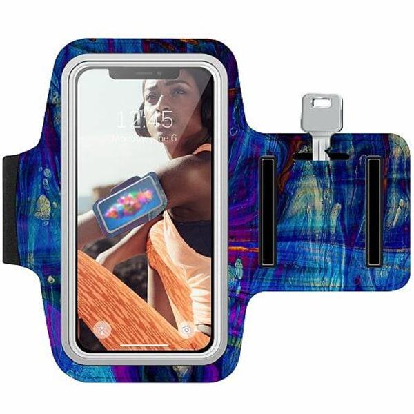 Sony Xperia L1 Träningsarmband / Sportarmband -  River Styx