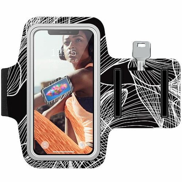 Samsung Galaxy Mega 6.3 Träningsarmband / Sportarmband -  XR