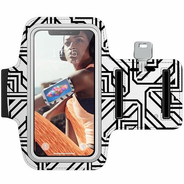 Huawei Y3 (2018) Träningsarmband / Sportarmband -  Yes Or No