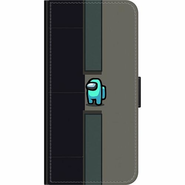 Samsung Galaxy S20 Wallet Case Among Us