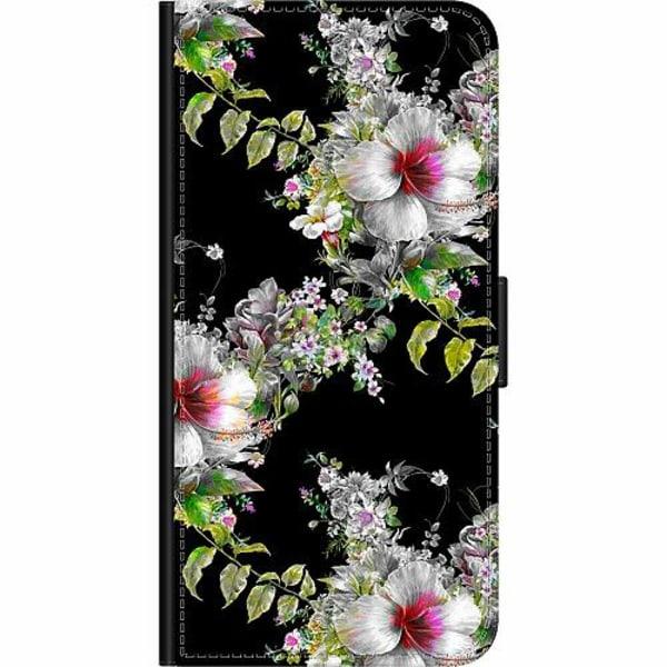 Samsung Galaxy S10 Plus Wallet Case Flower star