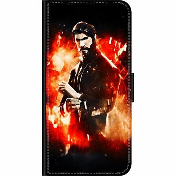 Apple iPhone XR Wallet Case Fortnite John Reaper