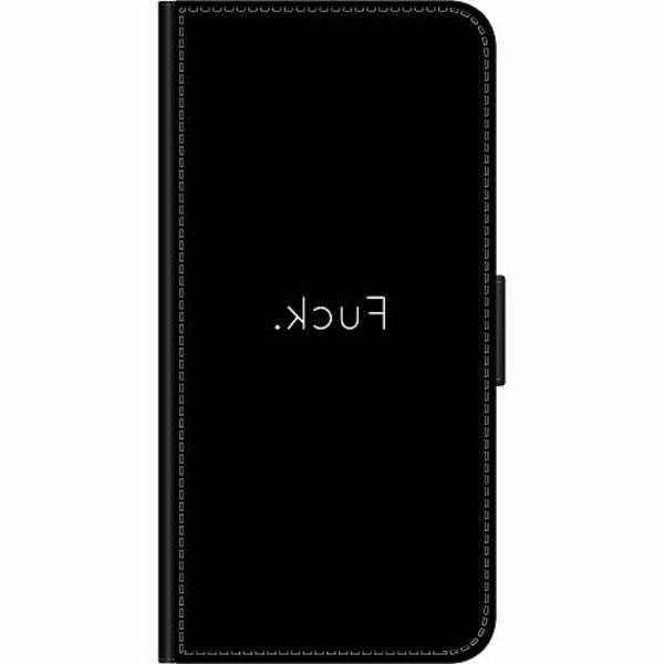 Huawei P30 Pro Wallet Case >FUCK<