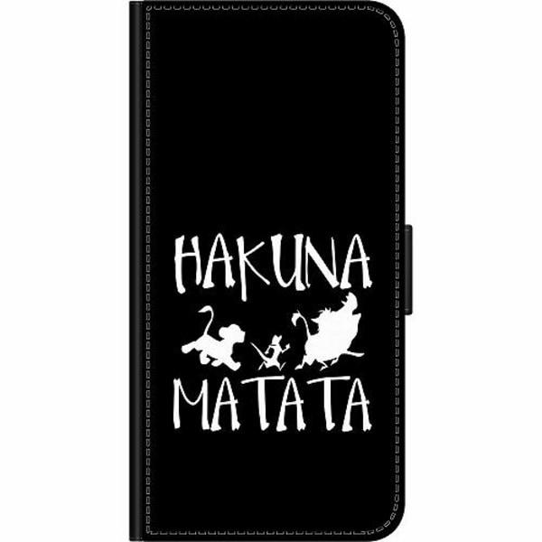 Huawei P30 Pro Wallet Case Hakuna Matata