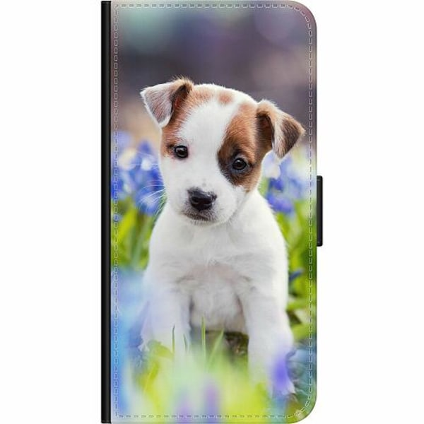 Samsung Galaxy S21 Wallet Case Hello Doggo