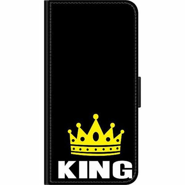 Apple iPhone XR Wallet Case King 01