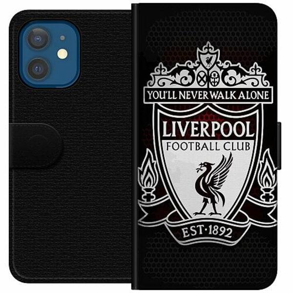 Apple iPhone 12 mini Wallet Case Liverpool L.F.C.