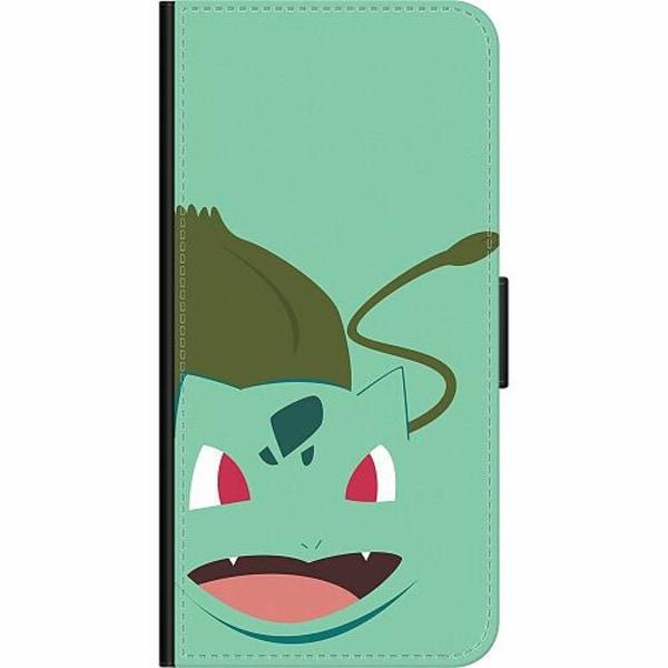 Samsung Galaxy S20 Wallet Case Pokémon - Bulbasaur