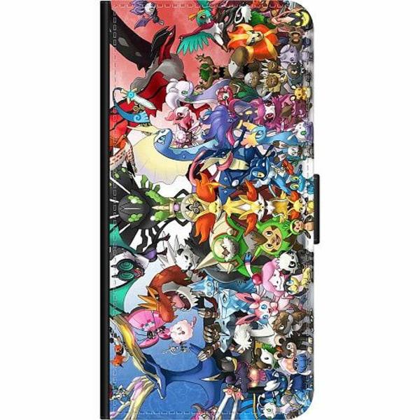 Apple iPhone XR Wallet Case Pokemon
