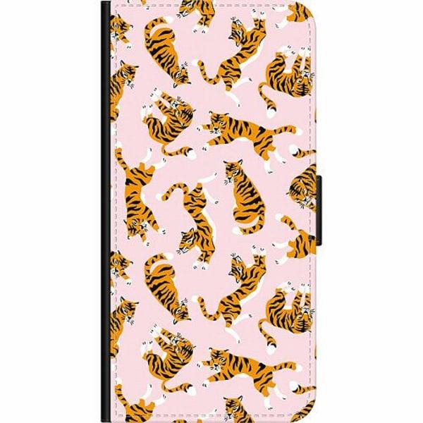 Samsung Galaxy A71 Wallet Case Tiger